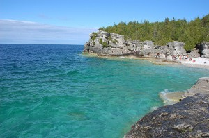Bruce Peninsula National Park Canada