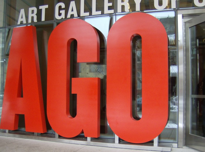 Art Gallery of Ontario AGO