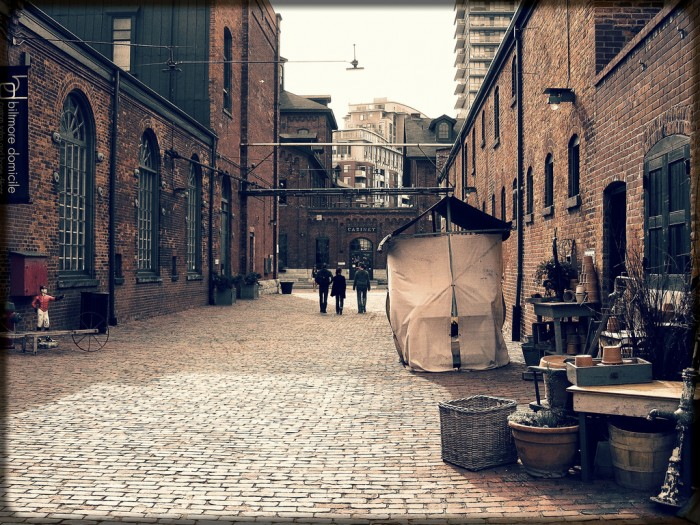 The Distillery Historic District